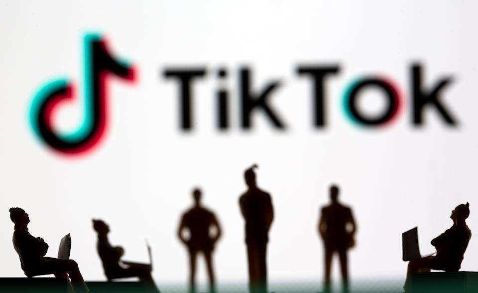 TikTok Resumes is being trialled in the US. Photo: Dado Ruvic/Illustration/Reuters