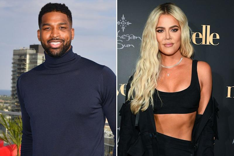 Tristan Thompson and Khloé Kardashian | George Pimentel/Getty Images; Dave Kotinsky/Getty Images