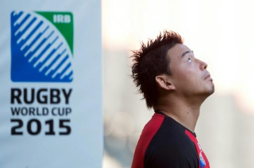 Fullback Ayumu Goromaru was a hero of Japan's 2015 World Cup campaign
