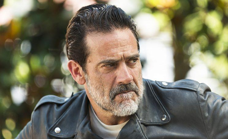 Jeffrey Dean Morgan as Negan (Credit: Gene Page/AMC)