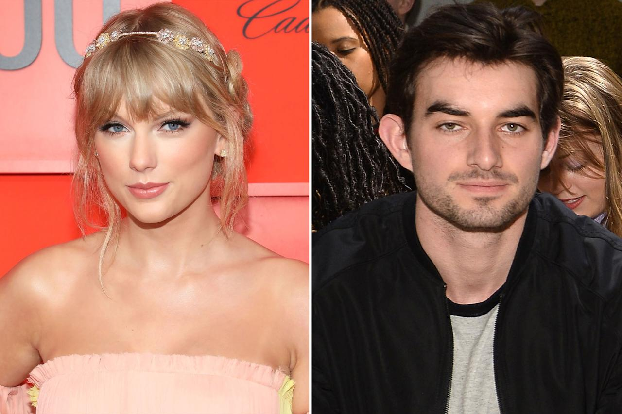 """Circa her fourth album, when Swift famously sang about Ethel Kennedy, she also <a href=""""https://people.com/celebrity/taylor-swift-conor-kennedy-dating-2/"""">briefly dated</a> her grandson Conor, the son of Robert Kennedy Jr. and the <a href=""""https://people.com/celebrity/mary-kennedys-suicide-inside-story/"""">late Mary Kennedy</a>. Swift, who was 22 at the time, and Kennedy, who was 18, were spotted kissing and hugging over a weekend in July 2012.  """"They have been dating for a bit,"""" a source told PEOPLE. """"She is swept off her feet.""""  Swift was also beloved by Kennedy's family during their <a href=""""https://people.com/archive/taylor-conor-crazy-little-thing-called-love-vol-78-no-11/"""">whirlwind romance</a>.  """"She is just spectacular,"""" Ethel said at the RFK golf tournament at the Hyannisport Club on October 2012. """"She's just sensational inside and out.""""  When asked if her grandson had taken a liking to Swift, Ethel replied, """"Yes! How could you not? I think the world has."""""""