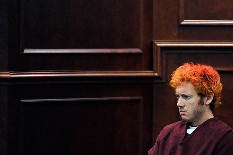 In one of the deadliest shootings in the U.S., a gunman opened fire in a theater in Aurora, Colo. Twelve people were killed and 58 were wounded. The suspect, James Holmes (pictured), was charged in the killings. (RJ Sangosti-Pool/Getty Images)