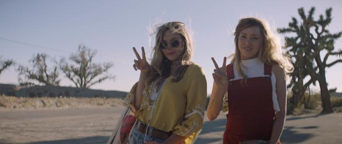 """Directed by Matt Spicer &bull; Written by David Branson Smith and Matt Spicer<br><br>Starring Aubrey Plaza, Elizabeth Olsen, O'Shea Jackson Jr., Wyatt Russell,&nbsp;Billy Magnussen and&nbsp;Pom Klementieff<br><br><strong>What to expect:&nbsp;</strong>A buzzy title at this&nbsp;year's&nbsp;Sundance, """"Ingrid Goes West"""" is a fable for the Instagram age. Aubrey Plaza plays an unstable loner who moves from Pennsylvania to Los Angeles in hopes of befriending the social-media celebrity with whom she's obsessed. This low-budget dark comedy satirizes instant gratification and bad decisions.<br><br><i><a href=""""https://www.youtube.com/watch?v=7G5l5q-DT2g"""" rel=""""nofollow noopener"""" target=""""_blank"""" data-ylk=""""slk:Watch the trailer"""" class=""""link rapid-noclick-resp"""">Watch the trailer</a>.</i>"""