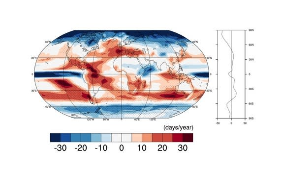 How Dry Will It Get? New Climate Change Predictions