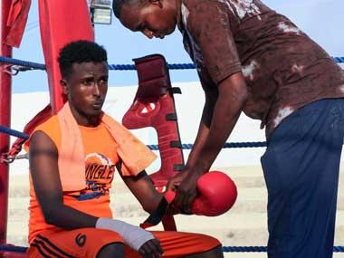 Conflict-torn Somalia offers young fighters a platform as it organises first boxing competition in over three decades