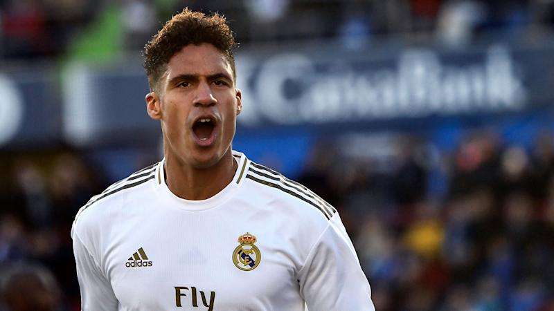 'Anything is possible against Man City' - Varane confident Real Madrid can progress in Champions League