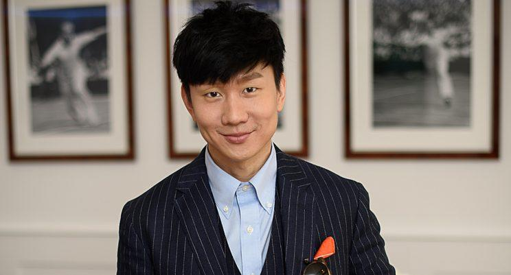 JJ Lin becomes first Singaporean star invited to Wimbledon