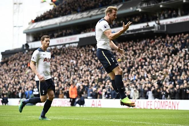 Harry Kane, Tottenham, Jan Vertonghen, Everton, EPL
