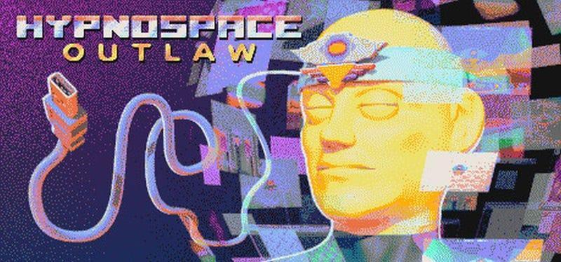Art for Hypnospace Outlaw, released in 2019