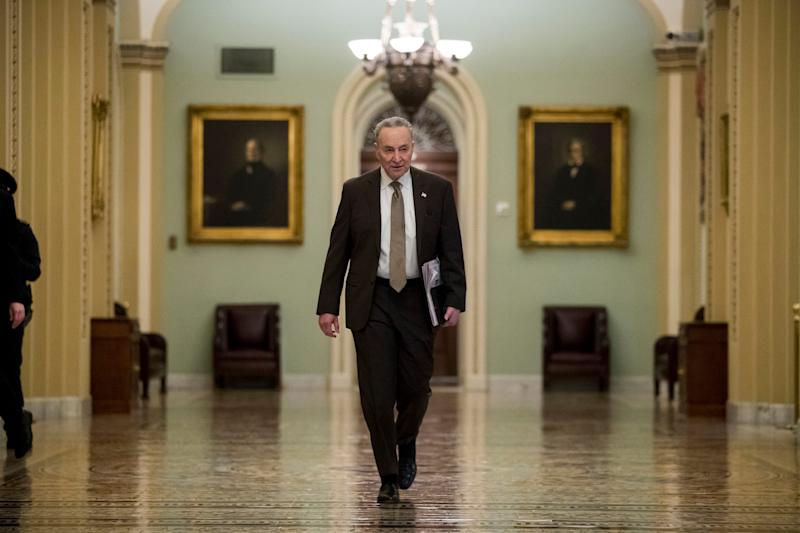 'Poison of America': Bill on slavery reparations gains backing from Sen. Chuck Schumer