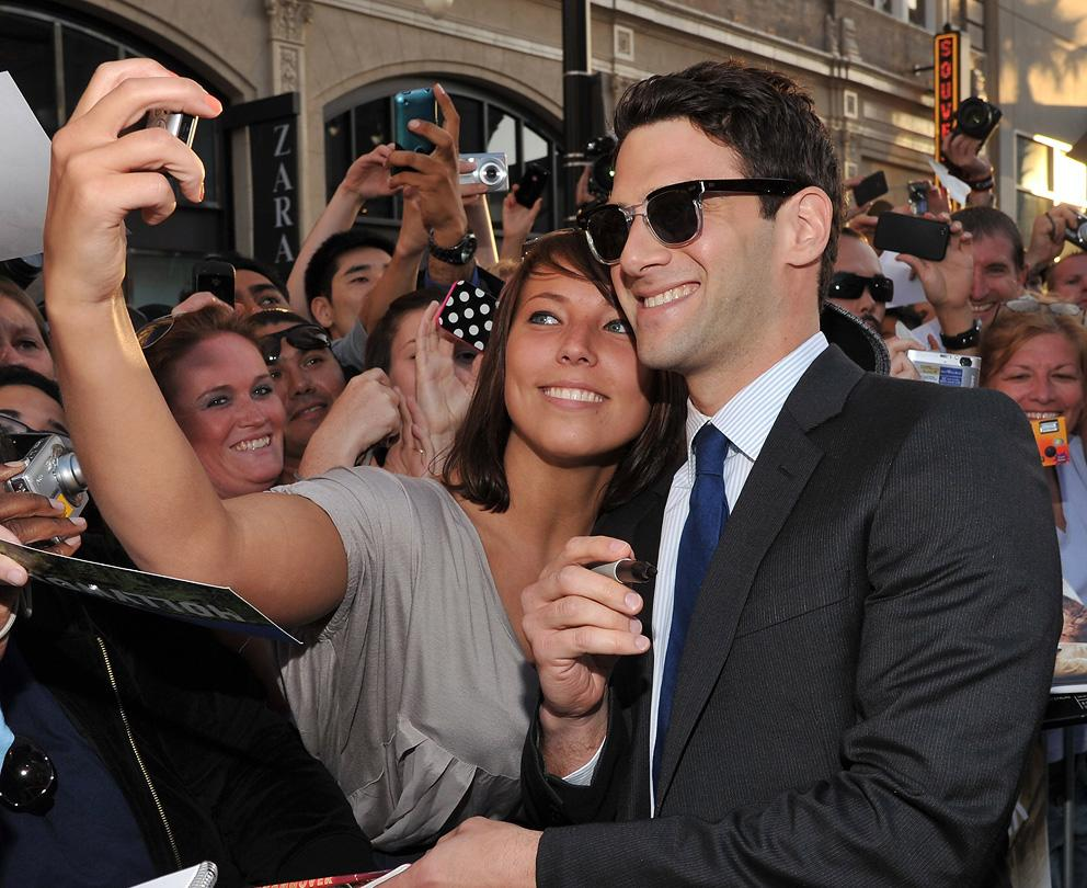 "<a href=""http://movies.yahoo.com/movie/contributor/1808458132"">Justin Bartha</a> attends the Los Angeles premiere of <a href=""http://movies.yahoo.com/movie/1810187722/info"">The Hangover Part II</a> on May 19, 2011."