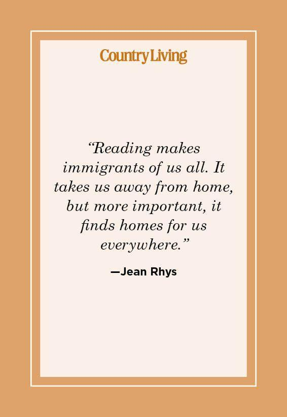 """<p>""""Reading makes immigrants of us all. It takes us away from home, but more important, it finds homes for us everywhere."""" </p>"""
