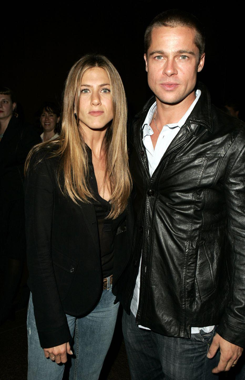 <p>Pitt and Aniston's divorce is finalized. </p>