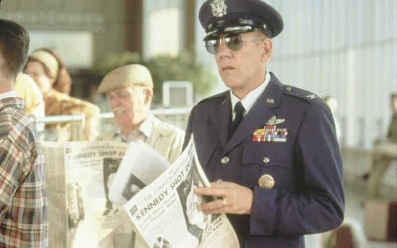 Donald Sutherland as Colonel X