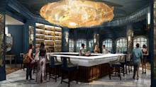 There's a New Beauty and the Best -Themed Bar Opening at Disney World's Grand Floridian Resort