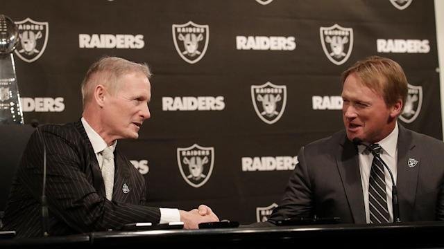 The Raiders have roughly $78 million in cap space and 10 NFL draft picks to rebuild their roster this offseason. Here's what they should prioritize with all that.