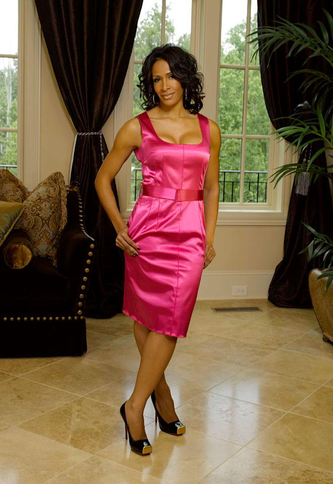 "Sheree Whitfield of <a href=""/real-housewives-of-atlanta/show/43337"">The Real Housewives of Atlanta</a>."