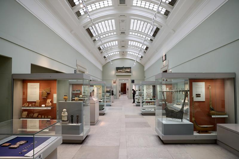 The British Museum said it will not remove controversial objects (Getty Images)