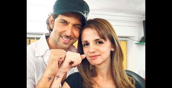 <p>Hrithik Roshan and Suzzane's love story is indeed incredible. The most memorable spot for this wonderful couple must be a traffic signal, where they met for the first time. They fell in love, got married and are making the most of marital bliss.</p>
