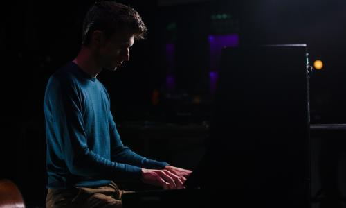 Andrew Oliver: No Local Stops review – a masterclass in early jazz piano
