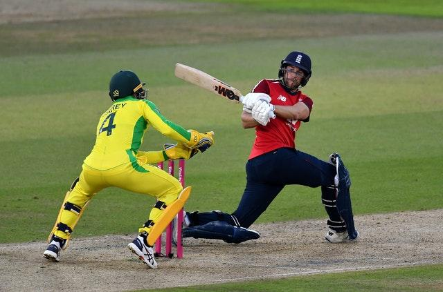 Dawid Malan steadied the England ship in Southampton