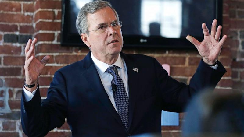 Jeb Bush Confronted About Trayvon Martin and 'Stand Your Ground' Law