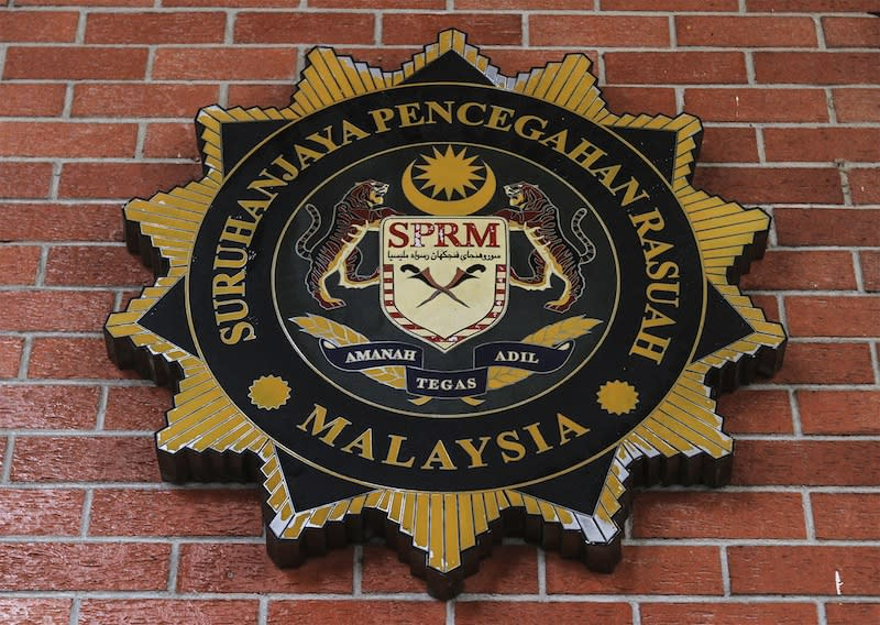 MACC nab Penang 'Datuk Seri' developer and son in land scandal