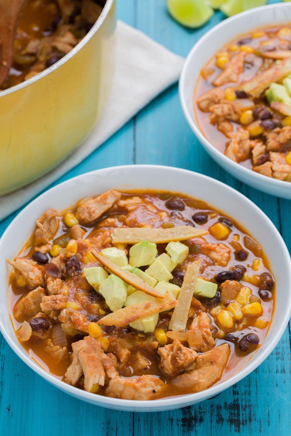 "<p><span>You can't buy this at Chipotle.</span></p><p><span>Get the recipe from </span><a href=""https://www.delish.com/cooking/recipe-ideas/recipes/a44200/carnitas-enchilada-soup-recipe/"" rel=""nofollow noopener"" target=""_blank"" data-ylk=""slk:Delish"" class=""link rapid-noclick-resp"">Delish</a><span>.</span></p>"