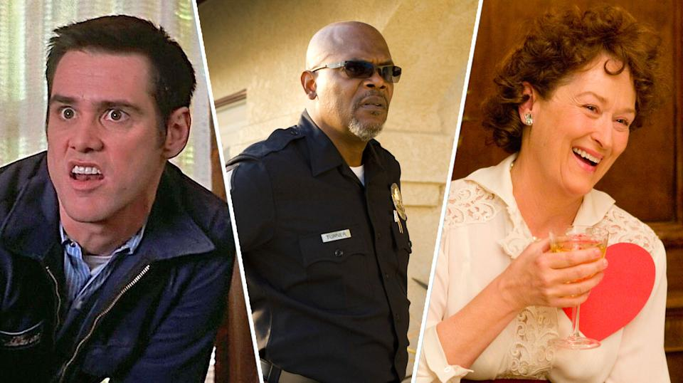 The Cable Guy, Lakeview Terrace, Julie & Julia.