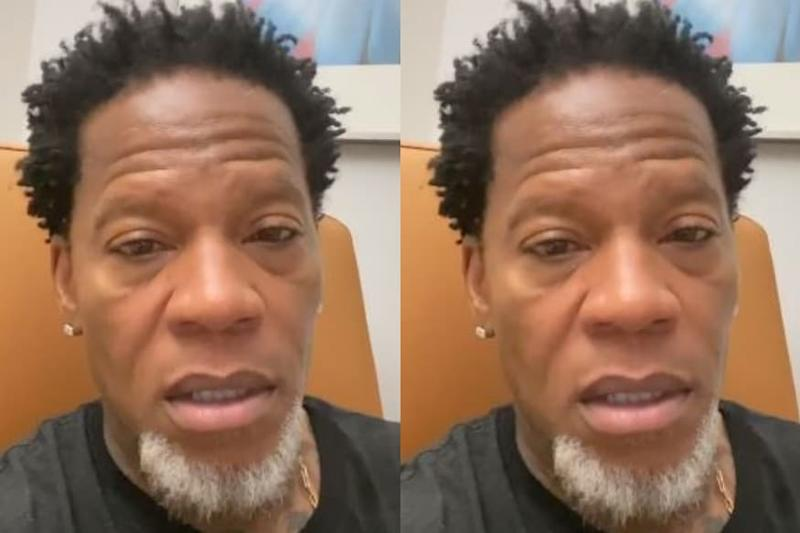 Comedian DL Hughley Tests Positive for Covid-19