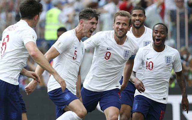 World Cup 2018 is now halfway done (sorry to break it to you), but we are now careering towards the business end of the tournament and there is plenty of excitement ahead. Not least for England who qualified for the knockout stages in emphatic fashion, thrashing Panama 6-1 on Sunday. Poland, however, are out having been defeated by Colombia. You can see all the group standings and permutations here. With a busy schedule, here is our guide on how to watch every second of the action – a feast of pretty much non-stop football. The full World Cup 2018 fixture schedule is included below, with timings, venues and TV channels included. All times BST. Local times are BST +2 apart from games played in Kaliningrad (+1), Samara (+3) and Ekaterinburg (+4). Group stages Thursday 14 June Russia 5 Saudi Arabia 0 Friday 15 June Egypt 0 Uruguay 1 Morocco 0 Iran 1 Portugal 3 Spain 3 Saturday 16 June France 2 Australia 1 Argentina 1 Iceland 1 Peru 0 Denmark 1 Croatia 2 Nigeria 0 Sunday 17 June Costa Rica 0 Serbia 1 Germany 0 Mexico 1 Brazil 1 Switzerland 1 Monday 18 June Sweden 1 South Korea 0 Belgium 3 Panama 0 Tunisia 1 England 2 Tuesday 19 June Colombia 1 Japan 2 Poland 1 Senegal 2 Russia 3 Egypt 1 Wednesday 20 June Portugal 1 Morocco 0 Uruguay 1 Saudi Arabia 0 Iran 0 Spain 1 Thursday 21 June Denmark 1 Australia 1 France 1 Peru 0 Argentina 0 Croatia 3 Friday 22 June Brazil 2 Costa Rica 0 Nigeria 2 Iceland 0 Serbia 1 Switzerland 2 test - do not delete Saturday 23 June Belgium 5 Tunisia 2 South Korea 1 Mexico 2 Germany 2 Sweden 1 Sunday 24 June England 6 Panama 1 Japan 2 Senegal 2 Poland 0 Colombia 3 Monday 25 June Uruguay vs Russia (Group A) - Samara - 3pm - ITV 1 Saudi Arabia vs Egypt (Group A) - Volgograd - 3pm - ITV 4 Spain vs Morocco (Group B) - Kaliningrad - 7pm- BBC Four Iran vs Portugal (Group B) - Saransk - 7pm - BBC One Tuesday 26 June Denmark vs France (Group C) - Moscow (Luzhniki) - 3pm - ITV 1 Australia vs Peru (Group C) - Sochi - 3pm - ITV 4 Nigeria vs Argentina (Group D) - St Petersburg - 7pm - BBC 1 Iceland vs Croatia (Group D) - Rostov-on-Don - 7pm - BBC Wednesday 27 June South Korea vs Germany (Group F) - Kazan - 3pm - BBC Mexico vs Sweden (Group F) - Ekaterinburg - 3pm - BBC Serbia vs Brazil (Group E) - Moscow (Spartak) - 7pm - ITV Switzerland vs Costa Rica (Group E) - Nizhny Novgorod - 7pm - ITV Thursday 28 June Japan vs Poland (Group H) - Volgograd - 3pm - BBC Senegal vs Colombia (Group H) - Samara - 3pm - BBC England vs Belgium (Group G) - Kaliningrad - 7pm - ITV Panama vs Tunisia (Group G) - Saransk - 7pm - ITV Round of 16 (Matches in bold are potential England fixtures) Saturday 30 June Group C winner vs Group D runner-up - Kazan, 3pm (Match 50) Group A winner vs Group B runner-up- Sochi, 7pm (Match 49) Sunday 1 July Group B winner vs Group A runner-up- Moscow (Luzhniki), 3pm (Match 51) Group D winner vs Group C runner-up - Nizhny Novgorod, 7pm (Match 52) Monday 2 July Group E winner vs Group F runner-up - Samara, 3pm (Match 53) Group G winner vs Group H runner-up - Rostov-on-Don, 7pm (Match 54) Tuesday 3 July Group F winner vs Group E runner-up - St Petersburg 3pm (Match 55) Group H winner vs Group G runner-up - Moscow (Spartak), 7pm (Match 56) Quarter-finals Friday 6 July Winner match 49 vs Winner match 50 - Nizhny Novgorod, 3pm (Match 57) Winner match 53 vs Winner match 54 - Kazan, 7pm (Match 58) Saturday 7 July Winner match 55 vs Winner match 56 - Samara, 3pm (Match 60) Winner match 51 vs Winner match 52 - Sochi, 7pm (Match 59) Semi-finals Tuesday 10 July Winner match 57 vs Winner match 58 - St Petersburg, 7pm (Match 61) Wednesday 11 July Winner match 59 vs Winner match 60 - Moscow (Luzhniki), 7pm (Match 62) Third place play-off Saturday 14 July Loser match 61 vs Loser match 62 - St Petersburg, 3pm World Cup 2018 final Sunday 15 July Moscow (Luzhniki), 4pm Russia 2018 Predictor: Plot the path of the finals with our interactive World Cup wallchart ​ World Cup 2018 | The best of the Telegraph's coverage WorldCup - newsletter promo - end of article