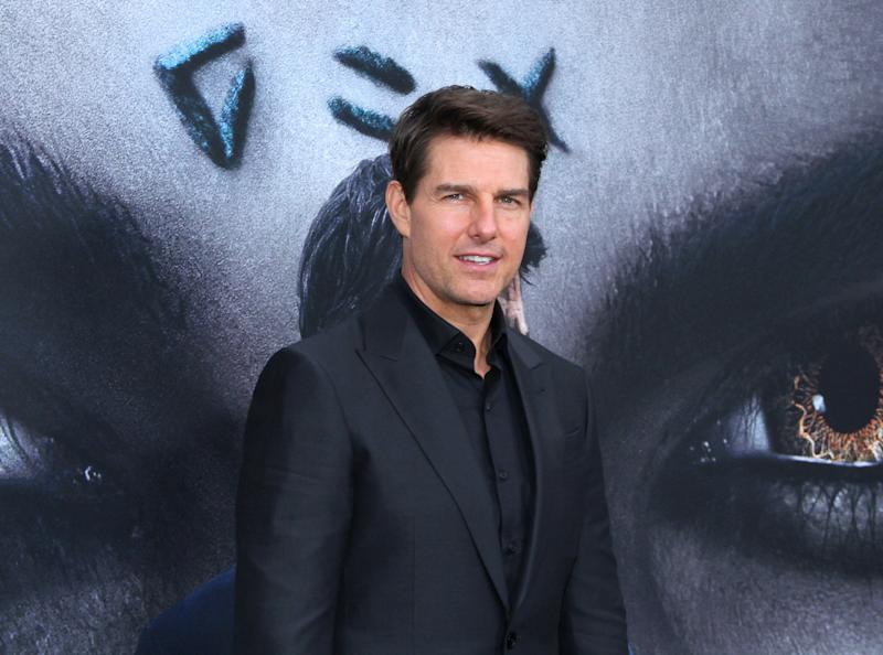 Filming Of Next 'Mission Impossible' On Hold After Cruise Breaks Ankle