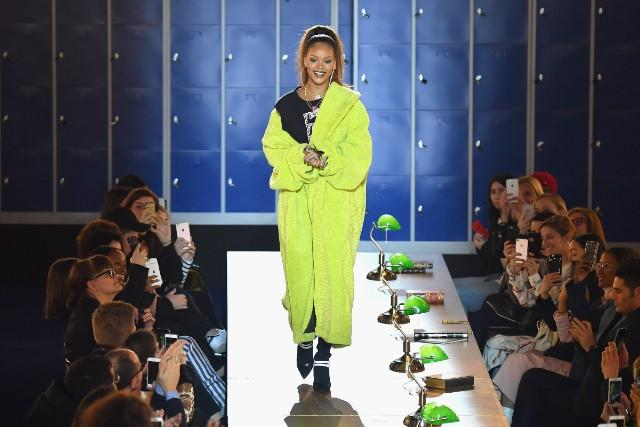 Rihanna Will Be Honored By Parsons School Of Design