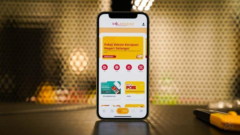 The goal with this new Selangkah app is to have this be a 'super app' that users can use to help transition towards a more digital society. — SoyaCincau pic