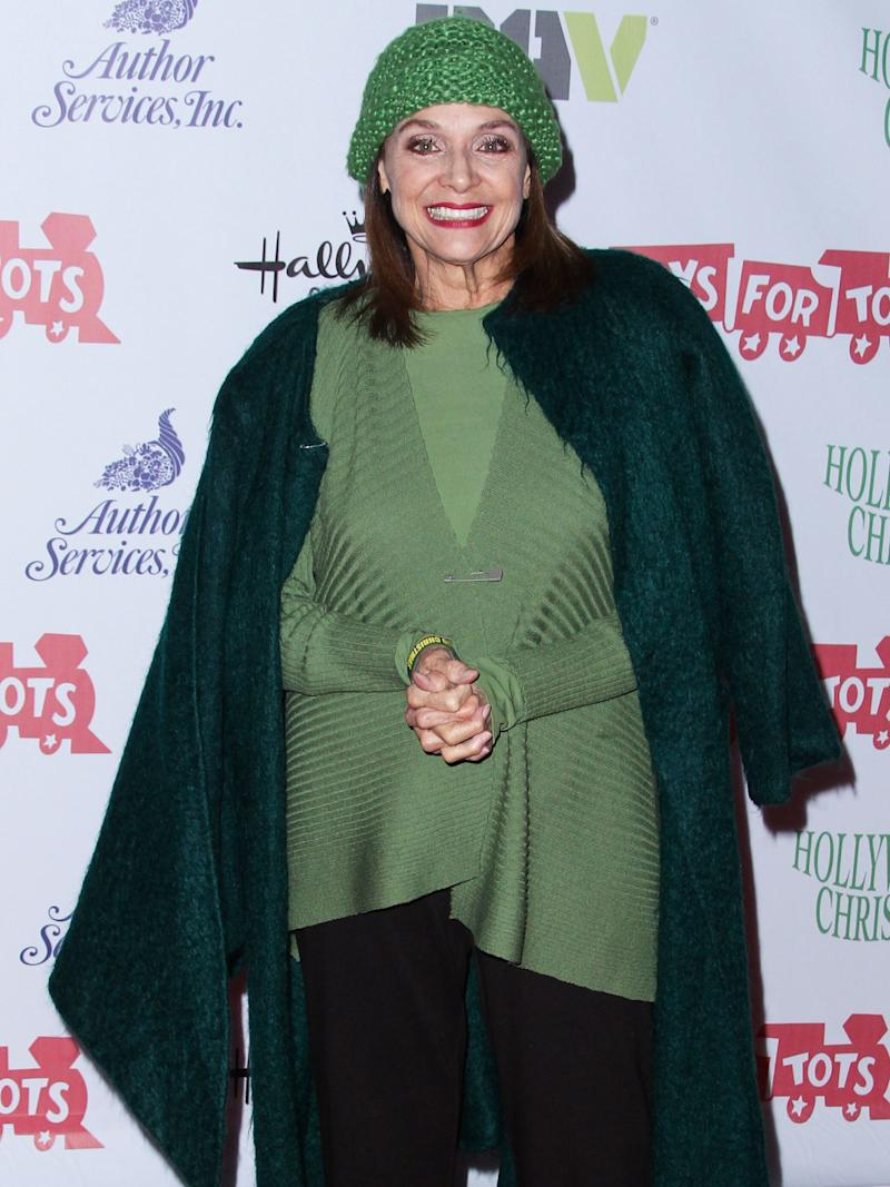 <strong>Valerie Harper (1939-2019)</strong><br />Best known for her role as Rhoda Morgenstern on The Mary Tyler Moore Show and its spinoff Rhoda in the 1970s, Valerie was&nbsp;diagnosed with leptomeningeal carcinomatosis,&nbsp;a rare and incurable form of brain cancer, in January 2013.
