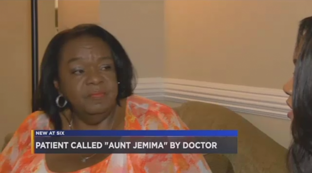 "Lexi Carter of Memphis, Tenn., is still trying to understand why her doctor called her ""Aunt Jemima"" — twice — after he claimed it was a ""blunder."" (Photo: WMC News)"
