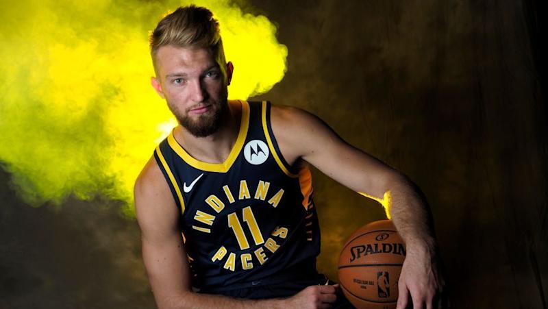 Domantas Sabonis agrees to four-year extension with Pacers