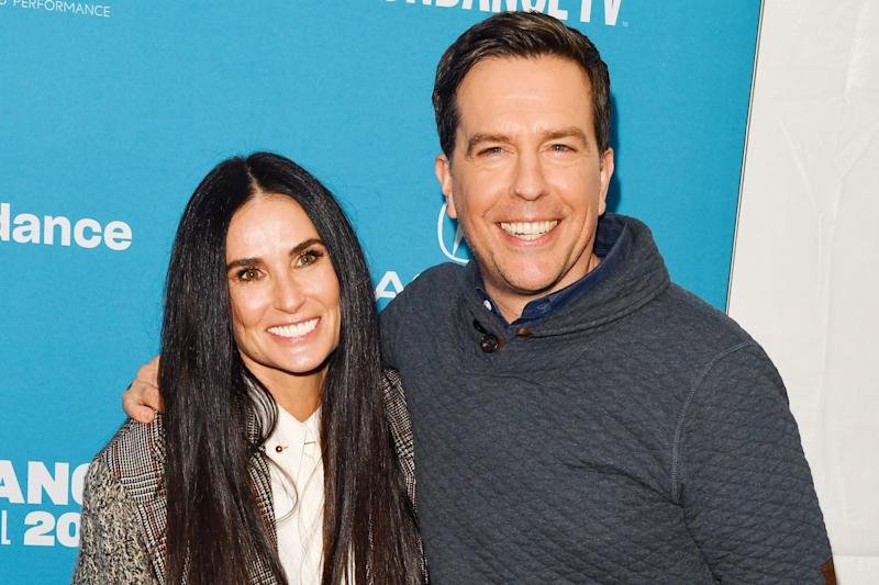 Ed Helms Opens Up About Family's Hilarious Reaction to Learning About False Demi Moore Affair Rumor