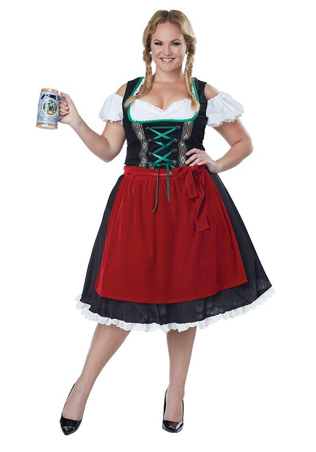 57983474267 40 Plus-Size Halloween Costumes to Complement Your Curves