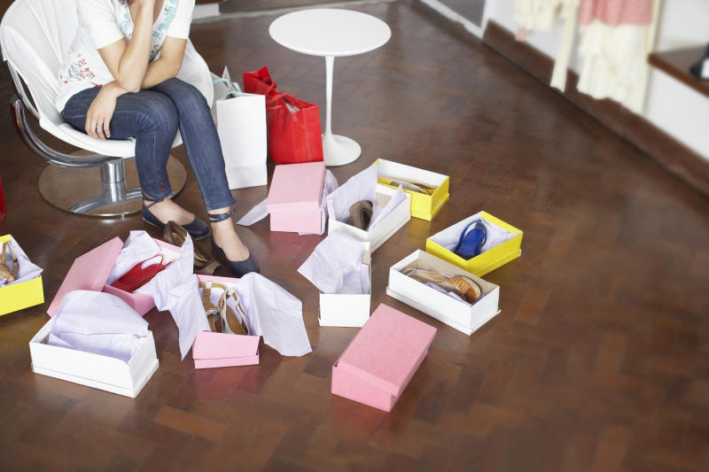 Free Shipping Day at Zappos (Photo: Getty)