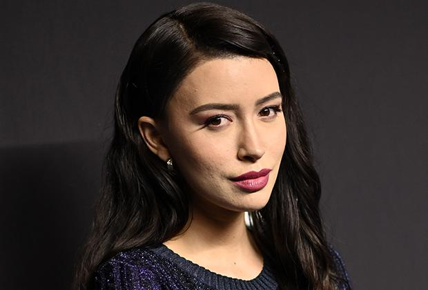 'Walking Dead' Star Christian Serratos in Talks for Selena Series at Netflix