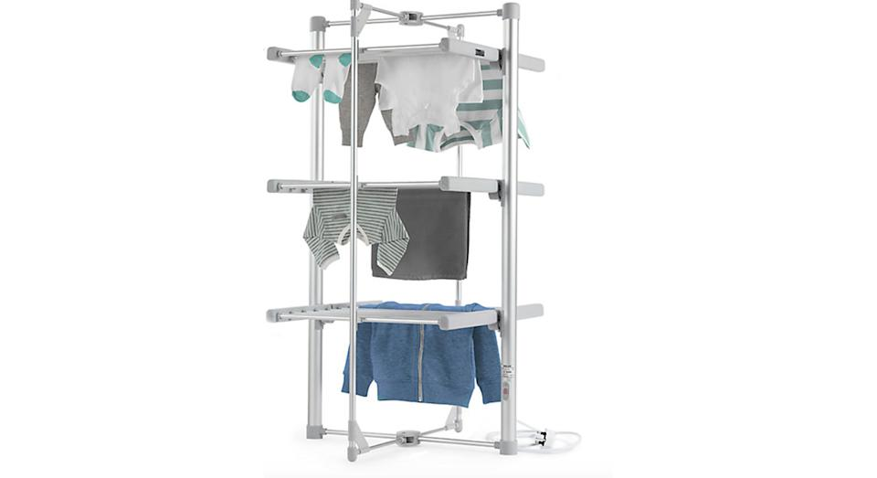 Dry:Soon 3-Tier Heated Airer