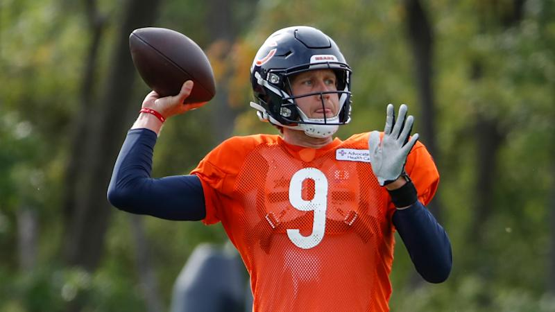 Surprising news for Nick Foles in Chicago