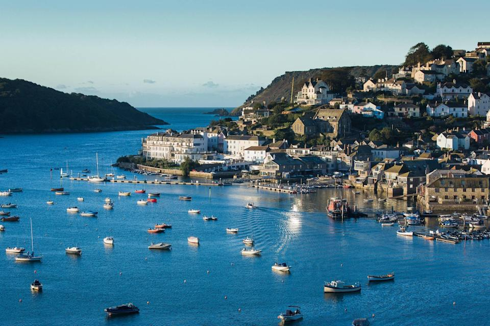 <p>Salcombe is the most expensive seaside town</p> (Alamy Stock Photo)