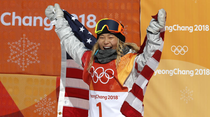 Chloe Kim's Dad Celebrates The 'American Dream' After 17-Year-Old's Gold Medal Win