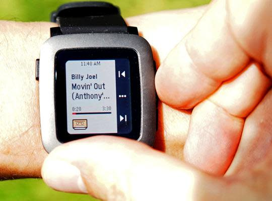 The Sensational Pebble Time Smartwatch: Too Bad About Its ...