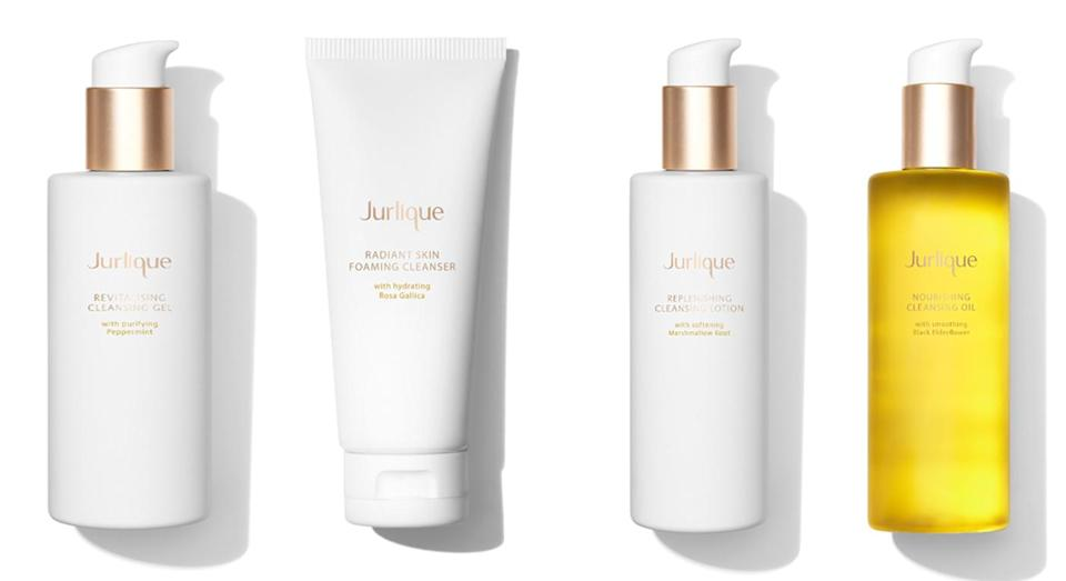 <p>Launching on 23 July, this fab foursome includes a cleanser – and a texture – for everyone. Whether you love a lotion, oil, foaming or gel cleanser, Jurlique's got you covered. </p>