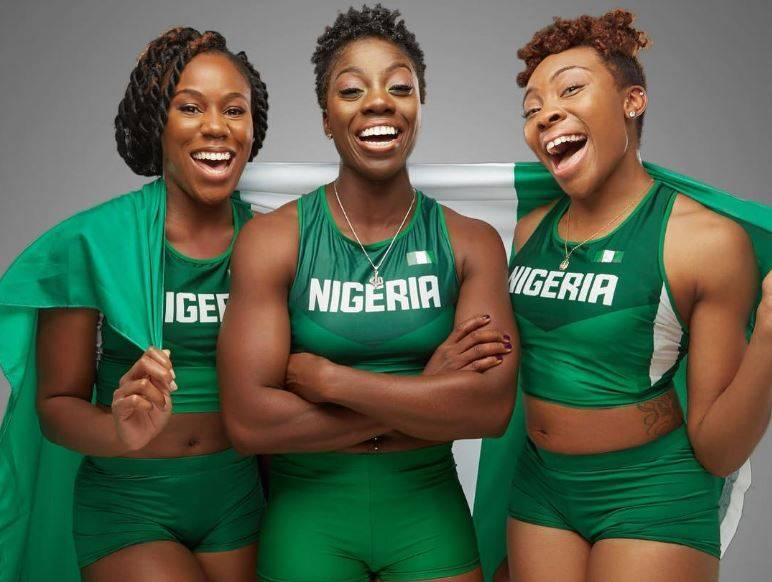 Seun Adigun, Ngozi Onwumere and Akuoma Omega have qualified for the Winter Olympics: Bobsled & Skeleton Sports Federation of Nigeria/Instagram