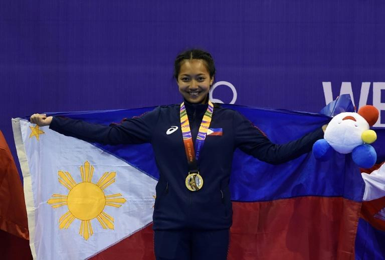 Filipino 'arnisadors' are fiercely proud of their country, and the sport that symbolises their spirit of battle and revolution