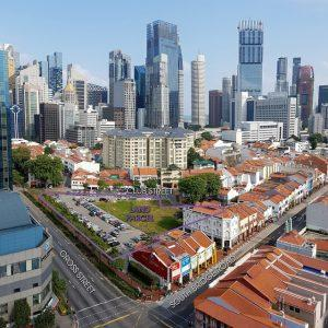 Singapore hotel property sector